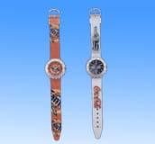 Antique fine wearable art supply online disrtributors offfering fashion wrist watch in assorted color and pattern design.
